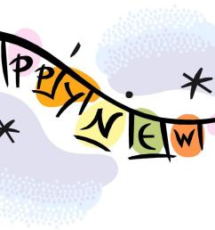 happy new year 6 clip art download quotes [ 1472 x 765 Pixel ]