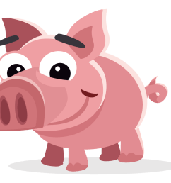 pig free to use clipart [ 1000 x 948 Pixel ]