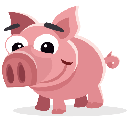 small resolution of pig free to use clipart