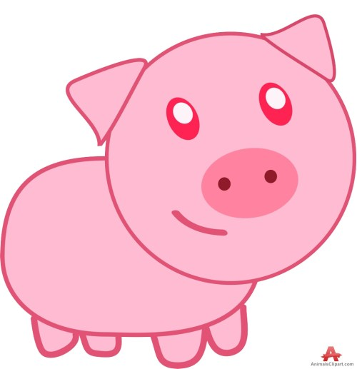 small resolution of clip arts related to cute pig clipart