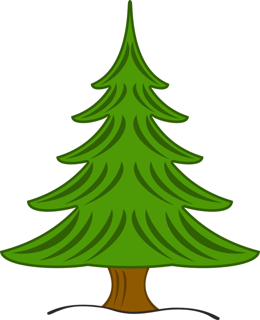 Pine Tree Clip Art Free : Download, Clipart, Library