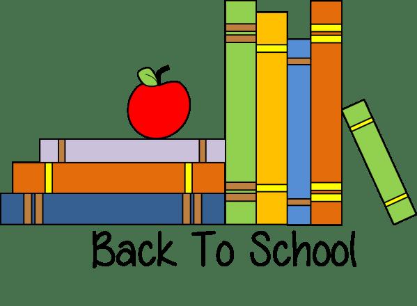 Back School Clip Art Free