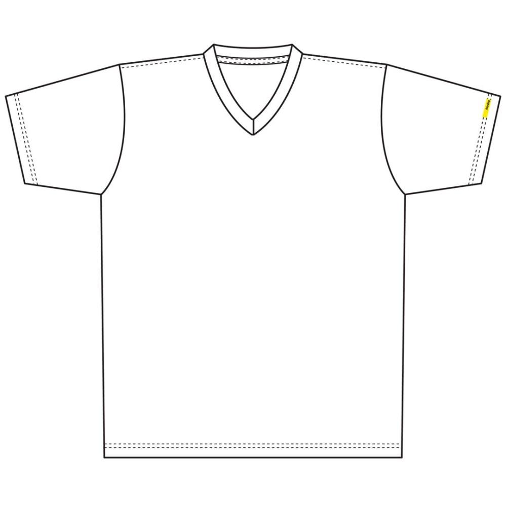 medium resolution of t shirt neck shirt clipart