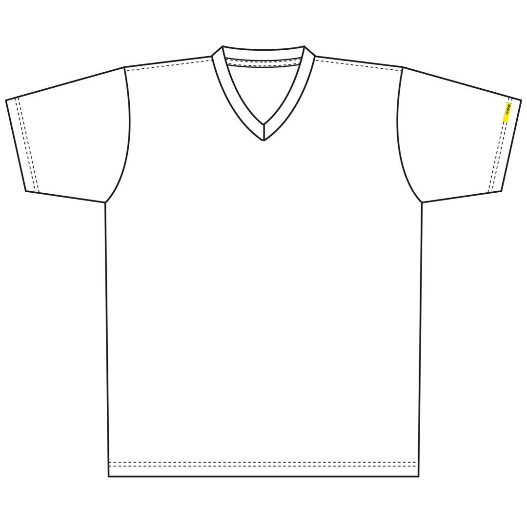 hight resolution of t shirt neck shirt clipart