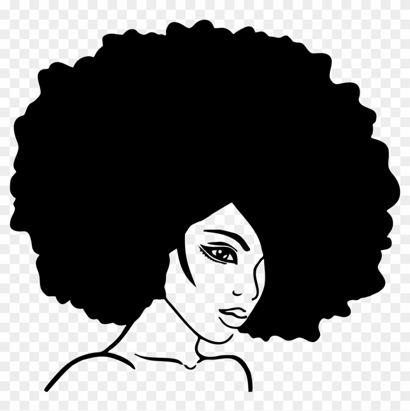 Free Afro Hair Cliparts Download Free Clip Art Free Clip Art On