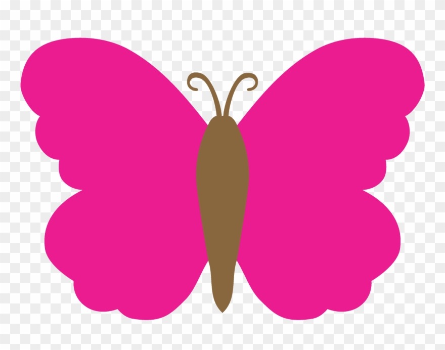 Free Pink Butterfly Clipart Download Free Clip Art Free Clip Art On Clipart Library