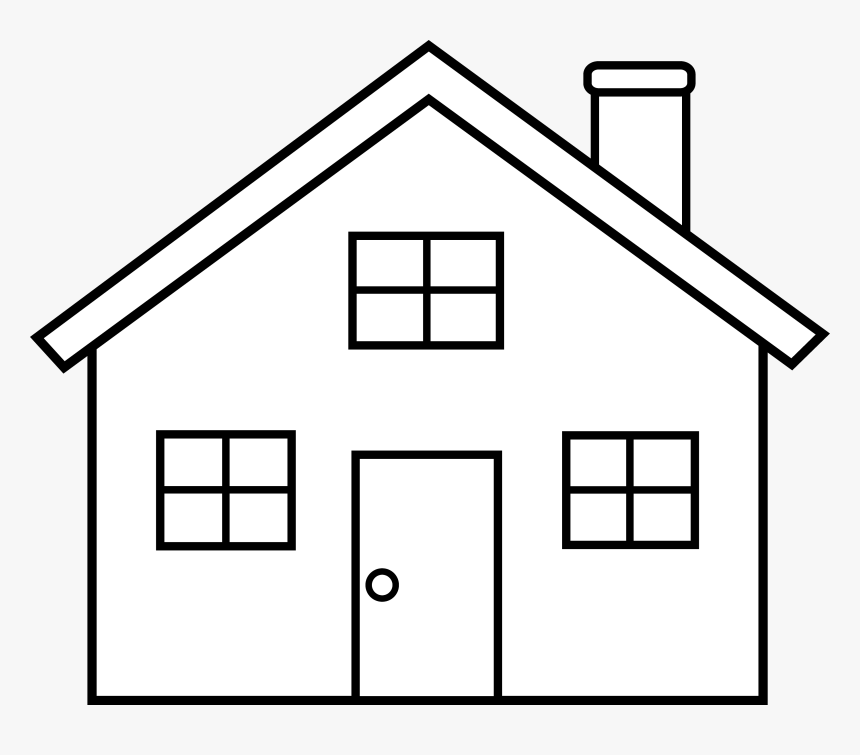 Free House Outline Cliparts, Download Free House Outline
