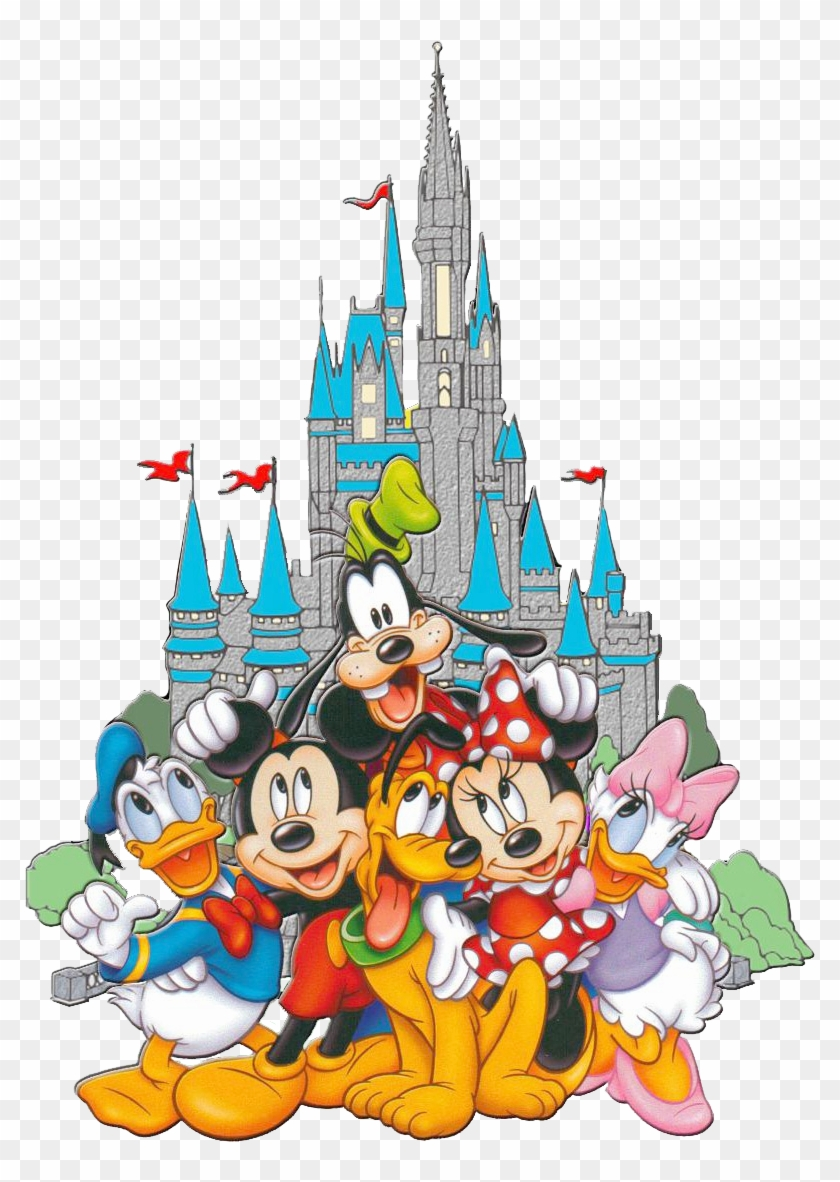 Walt Disney World Clipart : disney, world, clipart, Disney, World, Characters, Clipart,, Download, Clipart, Library