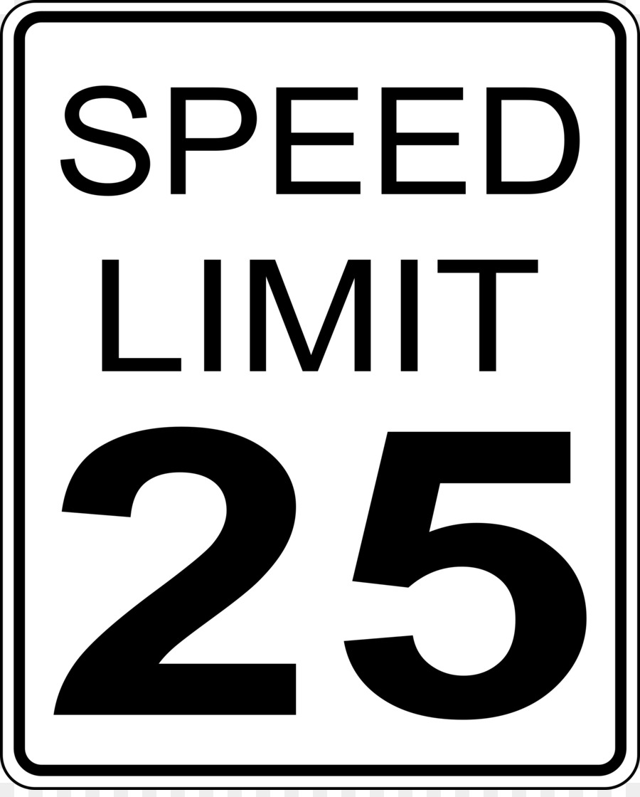 speed limit sign clip art clipart Number Speed limit Logo