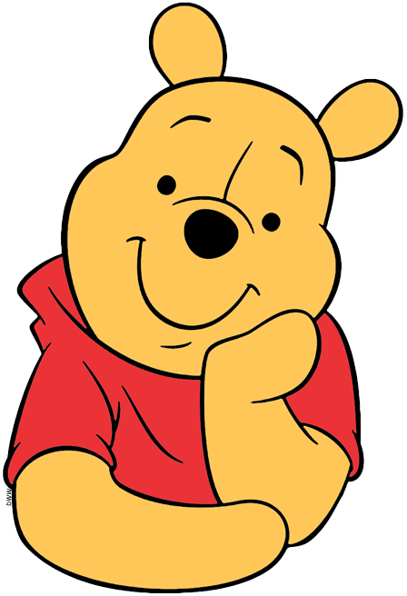Winnie The Pooh Clipart Free : winnie, clipart, Cliparts,, Download, Clipart, Library