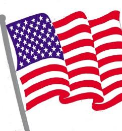 60 free american flag clip art cliparting [ 1600 x 1200 Pixel ]