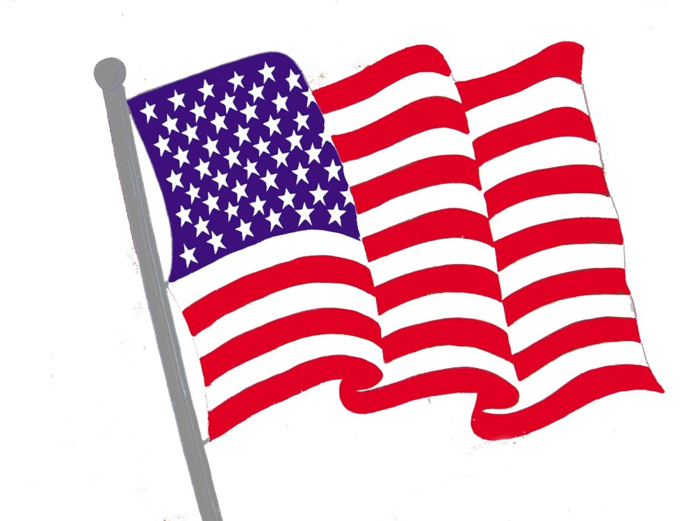 medium resolution of 60 free american flag clip art cliparting