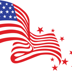 american flag clip art free vector free vector for free download [ 1709 x 1288 Pixel ]