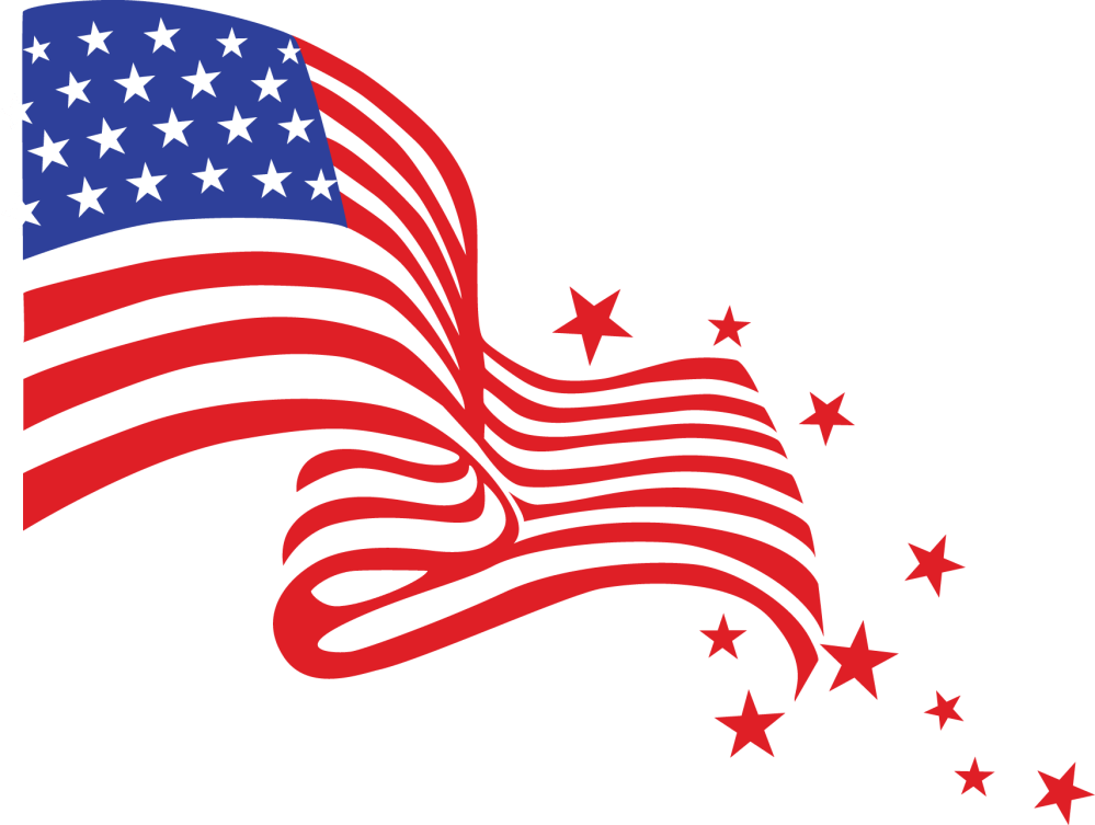medium resolution of american flag clip art free vector free vector for free download