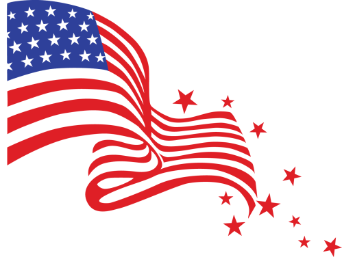 small resolution of american flag clip art free vector free vector for free download