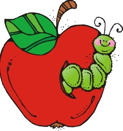 cute apple clip art free clipart images cliparting [ 1125 x 1119 Pixel ]
