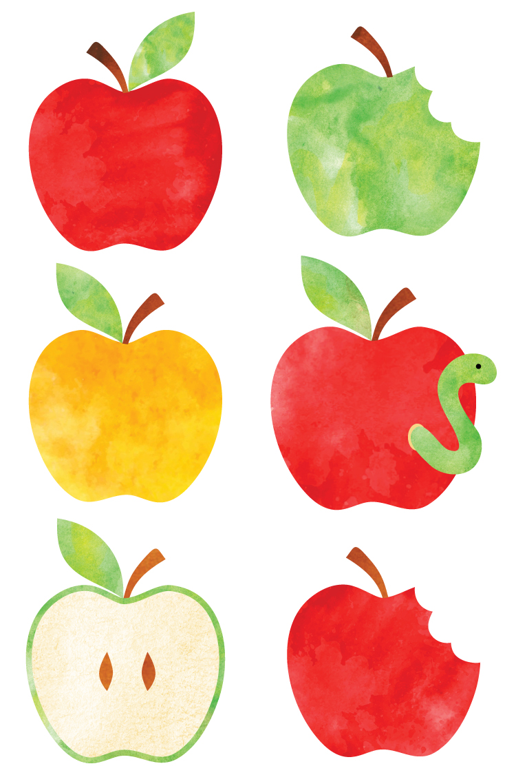 hight resolution of watercolor apple clip art freebie friday hey let39s make stuff