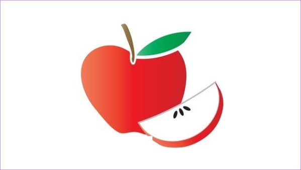 free apples clip art
