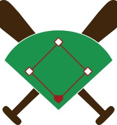baseball diamond free download clip art [ 1000 x 904 Pixel ]