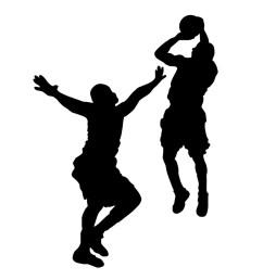 basketball player clip art many interesting cliparts mzayat [ 1000 x 1000 Pixel ]