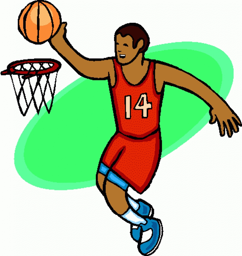hight resolution of basketball player cliparts free download clip art free clip