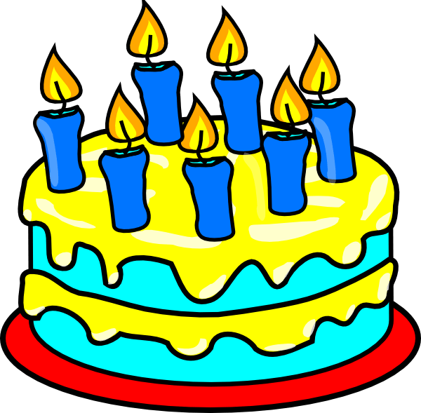 Birthday Cake Clip Art Free Download Clip Art Free