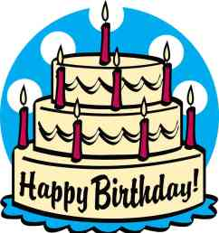birthday cake clipart free clipart images clipartix clipartix [ 1000 x 1093 Pixel ]