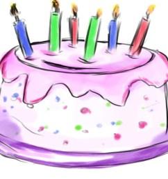 free birthday cake clipart 4 clipartandscrap clipartandscrap [ 1024 x 768 Pixel ]