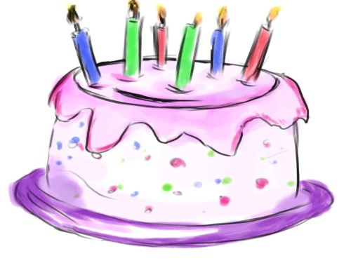 small resolution of free birthday cake clipart 4 clipartandscrap clipartandscrap