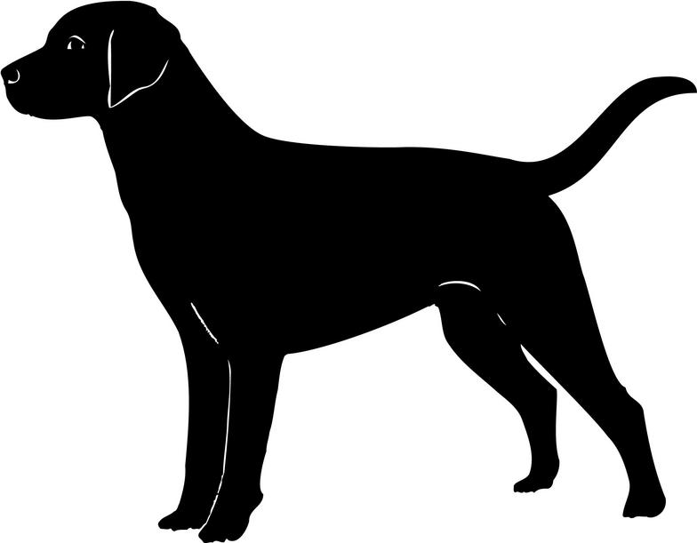 Free Black Dog Clipart 2018, Download Free Clip Art, Free