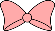 free bow clip art