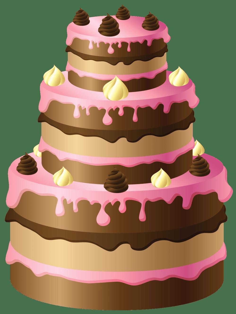 medium resolution of birthday cake clip art free birthday cake clipart 2