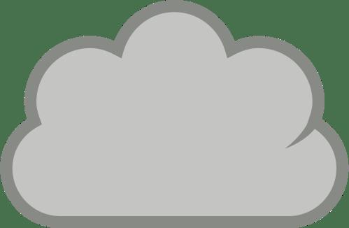small resolution of sun cloud clipart clouds 6 clipartpen