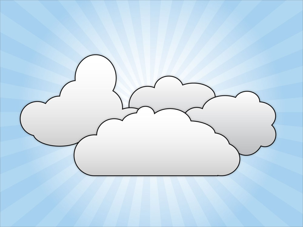 medium resolution of cloud clipart cliparts clip art of clouds clipart 3446 clipartwork