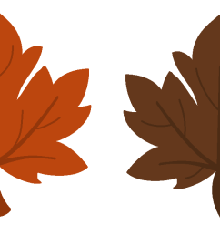 fall leaves 7 free autumn and fall clip artllections image [ 1250 x 650 Pixel ]