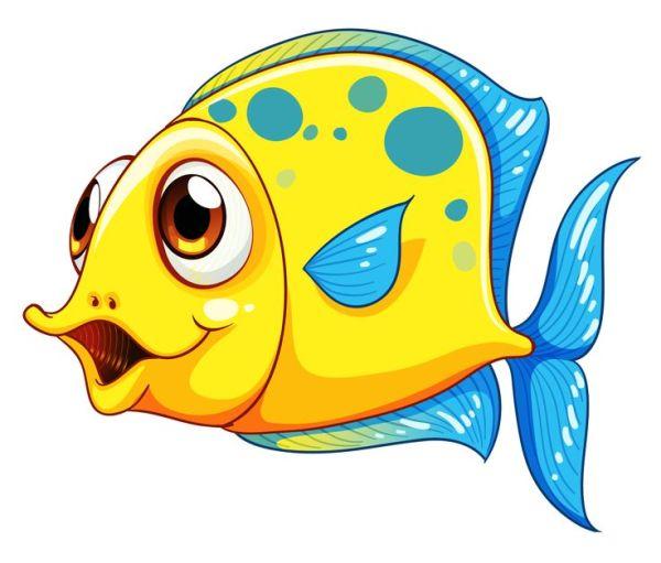 fish clip art library