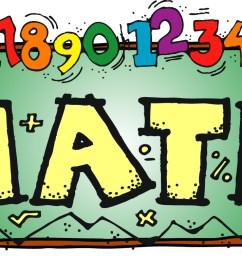 math clip art for teachers clipart download [ 1993 x 760 Pixel ]