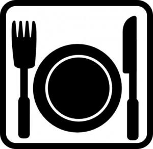 free restaurant clipart