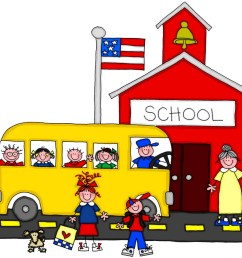 arrive at school clipart clipartxtras img [ 979 x 849 Pixel ]