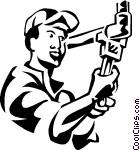 Plumbers Vector Clip art