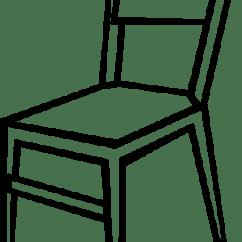 Chairs For Kitchen Building Island 厨房的椅子免版税矢量剪贴画插图 Vc048518 Coolclips Com