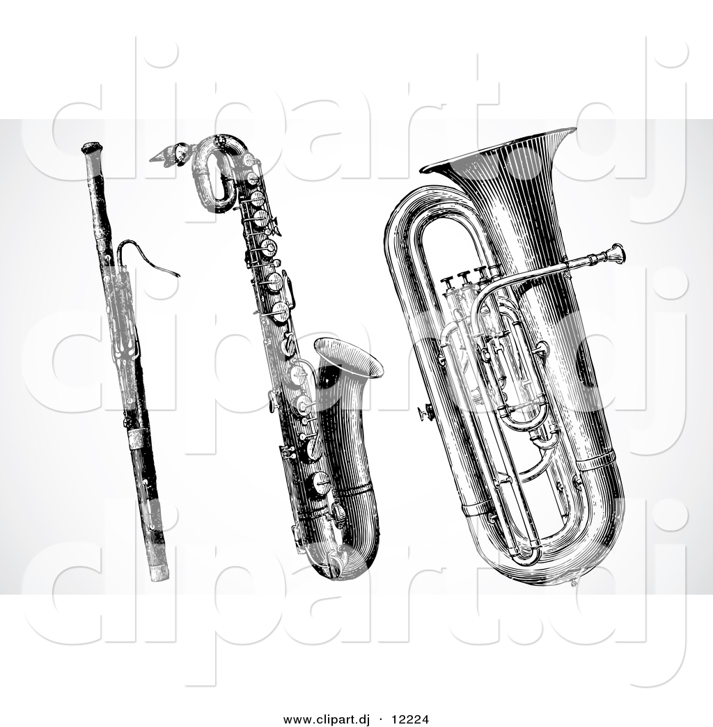 Clarinet Clipart