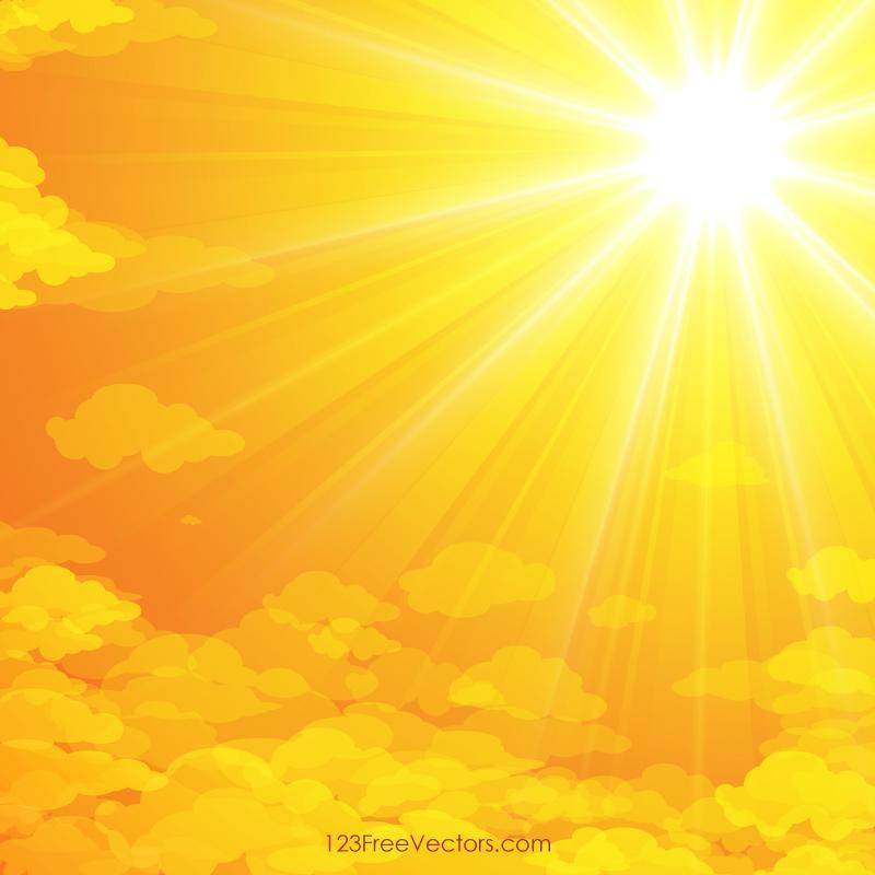 sunshine background clipart download