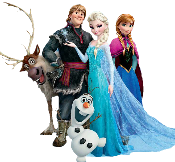 All Family Olaf Frozen Png
