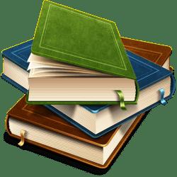 background clipart transparent books transparency ebook