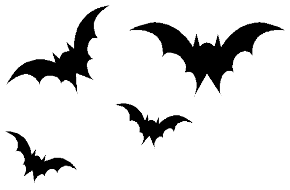 3 2 Halloween Bat Download Png