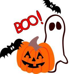 clipart halloween free [ 1390 x 1503 Pixel ]