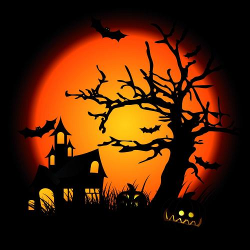 small resolution of free halloween clipart image