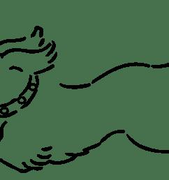 clipart dog bone [ 1331 x 774 Pixel ]