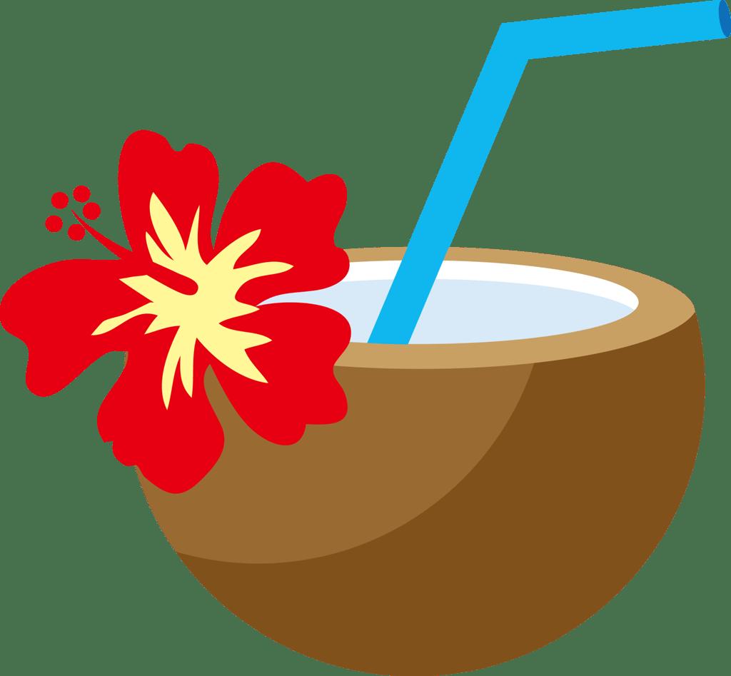 hight resolution of luau clipart